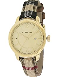 BURBERRY THE NEW ROUND relojes mujer BU10104