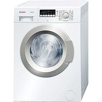 Bosch WAX18260IN Front-loading Washing Machine (5.5 Kg, White)