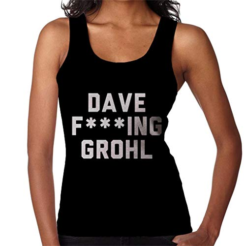 Coto7 dave fing grohl women's vest