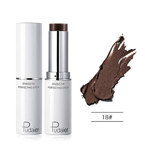 Femme en Surbrillance Contour Stick Beauty Maquillage Visage Powder Cream Shimmer Concealer Nouveau Professionnel Beauté Femmes Naturel Stylo Crème Bâton Cosmétiques (R)