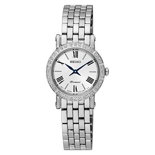 Seiko Premier Damen-Armbanduhr SWR023P1