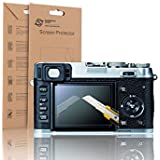 film de verre Supremery Fujifilm Finepix X100S film protecteur protection écran verre pare-balles pour Fujifilm Finepix X100S