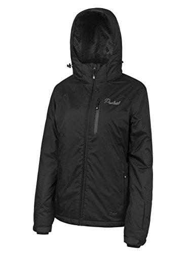 Protest Women's Enford Snow Jacke schwarz schwarz L Preisvergleich