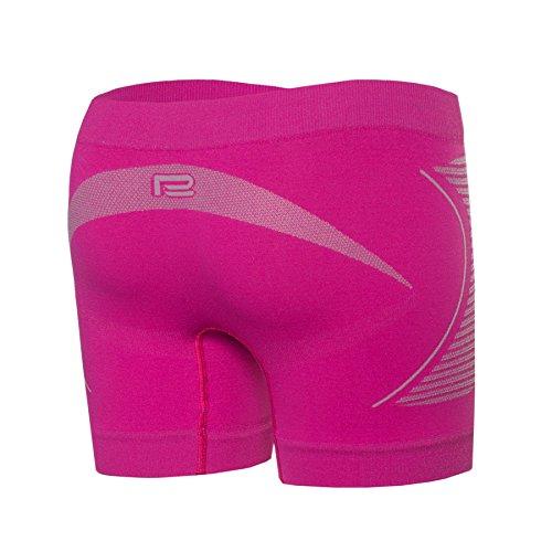 prosske Femme Fitness dshs1Short de sport respirant Plusieurs couleurs Rosa