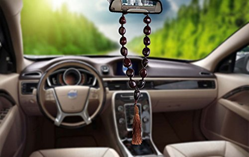 silence-shopping-peace-bean-bodhi-beads-gear-car-hanging-decor-decoration-ornament-rearview-mirror-g