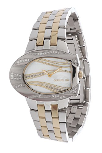 Cerruti CRP007B251A Orologio da donna in argento