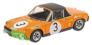 Minichamps - 400706503 - Listo Vehículo - Modelo para la Escala - Porsche 914/6 - Tercera Maratón De La Ruta 1970 - Escala 1/43