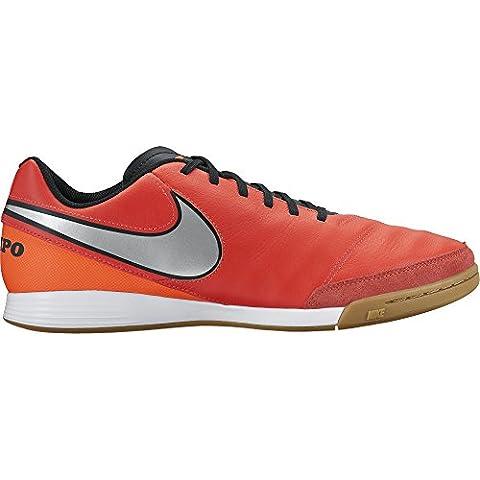 Nike Tiempo Genio II Leather IC Botas de fútbol, Hombre