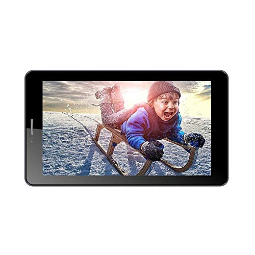 TianranRT V7S 16GB MTK8321 Cortex A7 Quad Core 7 Zoll Android 8.1 3G Phablet Tablet Schwarz
