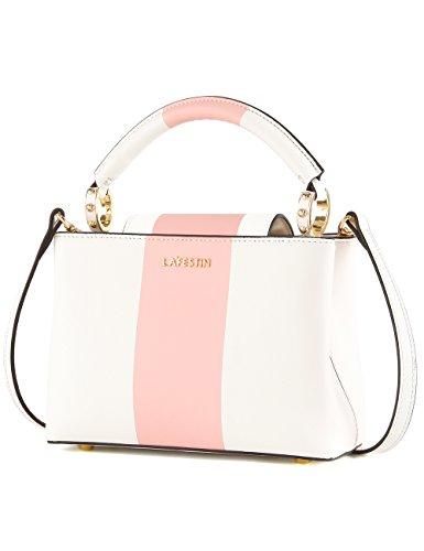 LA'FESTIN, Borsa a mano donna White & Pink