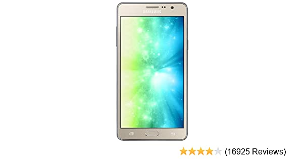 0a7b274fe6e9f4 Samsung On7 Pro Price: Buy Samsung On7 Pro Gold Online at Best Price in  India- Amazon.in