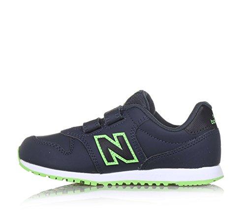 New Balance Kv500 Gey, Chaussures de Fitness Mixte enfant Blu verde