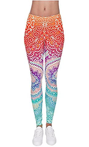 Legging Yoga - CHIC DIARY Legging Pantalon Longue Amincissant Comfort