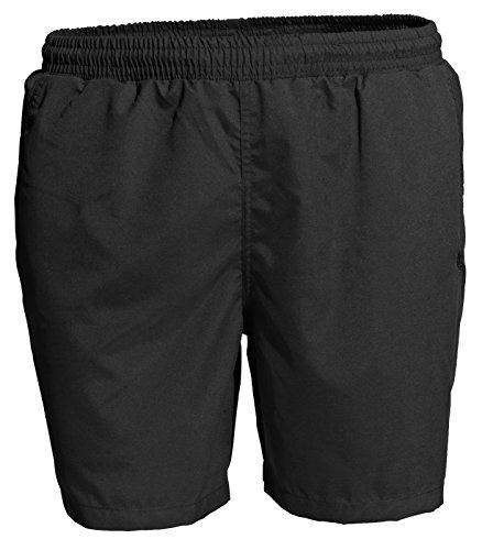 Ahorn - Bañadores cortos para hombre de tallas grandes negro XL