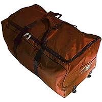 9a4f80e4cc Borsa da viaggio sportiva valigia trolley grande da 140L con ruote. Taglia  XXL