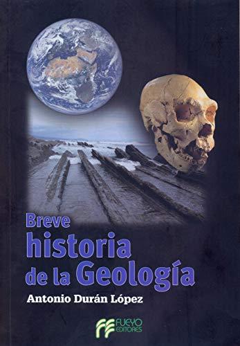 Breve historia de la geología