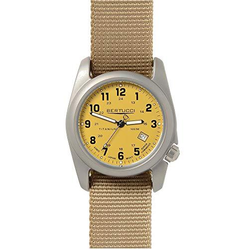 Bertucci 12204a-2t Herren Armbanduhr (Männer Für Bertucci-uhren)