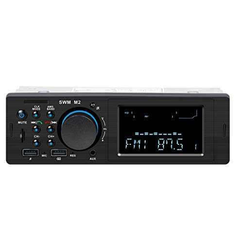 Javpoo SWM M2 Car Stereo Reproductor de música MP3 Radio FM BT...
