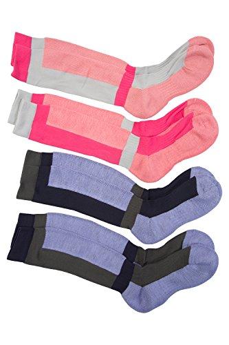 parallel-calze-da-sci-bambino-sport-invernati-4-paia-unisex