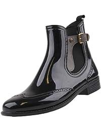 Gosch Shoes Chaussures Femmes Chelsea Boots Bottes Bottines 7105-320 en 6 Couleurs - Rose, 36 EU