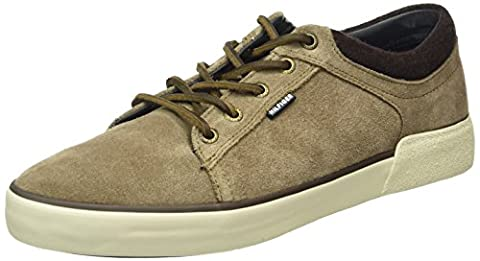 Tommy Hilfiger Herren W2285ILLIS 1B Sneakers, Braun (Shitake 230), 43