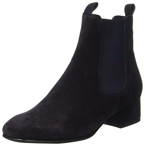 Kennel und Schmenger Damen Tessa Chelsea Boots, Blau (Pacific), 39 EU
