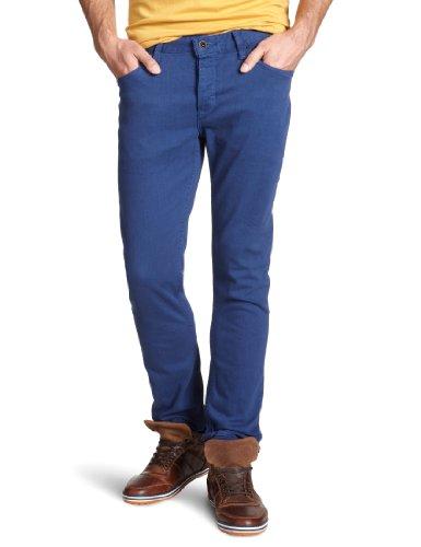 Vans Denim V76 Pantalon pour homme coupe skinny Bleu - blue overdye