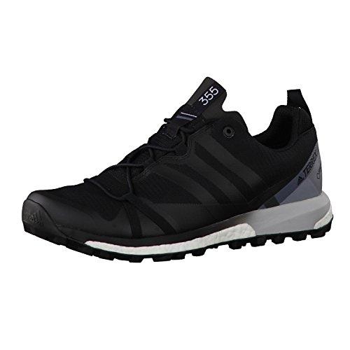 adidas Herren Trekkingschuhe Terrex Agravic GTX core black/core black/ftwr white 49 1/3