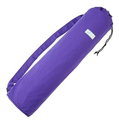 Blue Dove Yoga Matte Tasche eignet sich für eine große Yoga Mat - Baumwolle