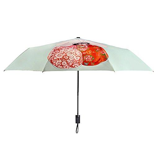 Dyewd ombrello,ombrelli da donna estate, ombrelli uv, ombrelli da golf all'aperto, ombrelli regalo di fascia alta, ombrelloni parasole, a