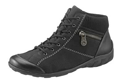 riekerl6531-Sneaker Femme - noir - Nero (nero), 44 EU EU