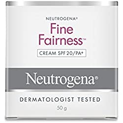 Neutrogena Fine Fairness Cream SPF20/PA+, 50g