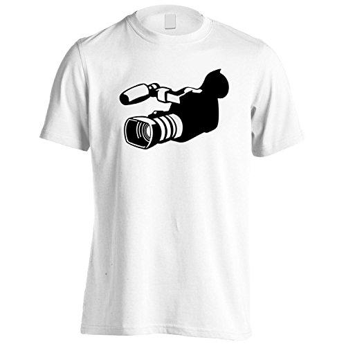 Questo È Come Mi Rotolo Film Cinema Di Hollywood Arte Uomo T-shirt vv19m White