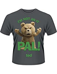 Plastic Head Ted Pal - T-shirt - Homme