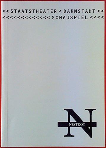 Der alte Mann mit der jungen Frau, Programmheft Nr. 23 - Spielzeit 1992/93