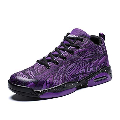 all-Schuhe Schnür-Gummisohle Atmungsaktiv Abriebfest rutschfest Retro Männliche Turnhalle Sportschuhe ()