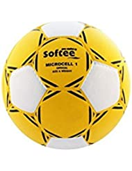 Softee 0002361 - Balón Balonmano , color amarillo, talla L