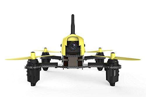 XciteRC 15030700 - Hubsan x4 Storm Racing Drone FPV Quadrocopter - RTF-Drohne mit HD-Kamera, Akku, Ladegerät und Fernsteuerung - 3