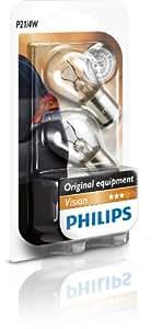 Philips 12594B2 Lot de 2 ampoules pour clignotant Vision P21/4W