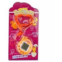 GOZAR Tamagochi Bichinho Virtual Electronic Pet Handheld Game Console Mascota Virtual Pets Digital Animal Cyber - Yellow