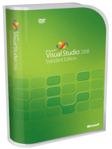 Visual Studio Standard 2008, Upgrade Edition (PC)