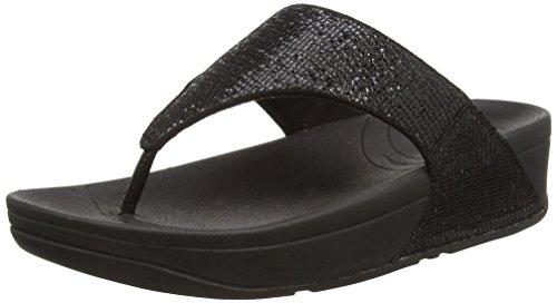 fitflop-lulu-superglitz-sandalias-para-mujer-color-negro-talla-42-eu-8-uk