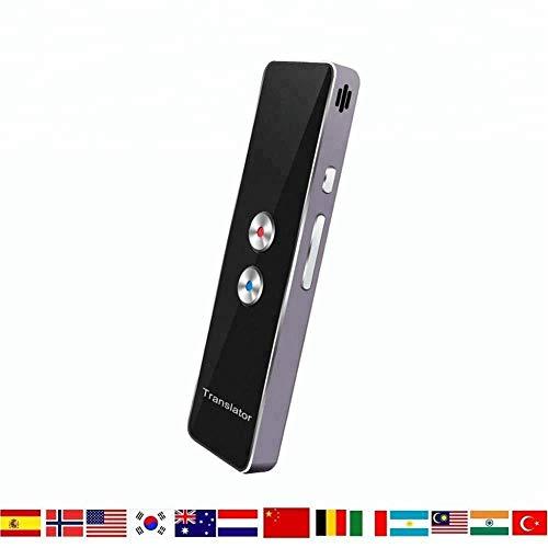 LXYFMS Intelligente Sprachübersetzung Übersetzung Englisch Chinesisch Japanisch Deutsch 33 Sprachen Handheld Speech for Travel Learning Meetings Übersetzer