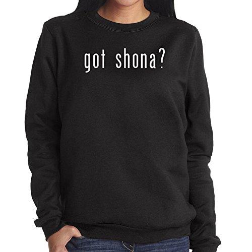 Felpa da Donna Got Shona?