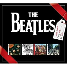 Christmas Box - Coffret 4 CD (Rubber soul / Revolver / Sgt Pepper / Abbey Road)