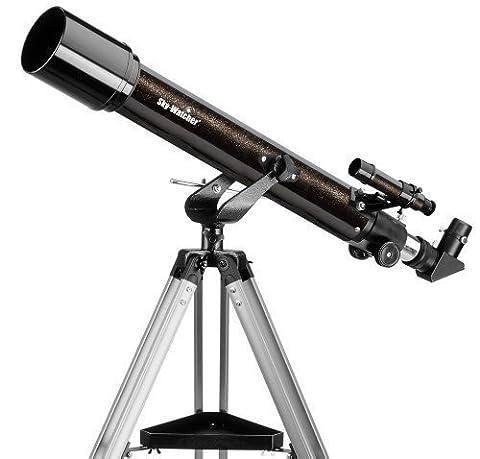 Lunette 70/700 Sky-Watcher sur monture azimutale