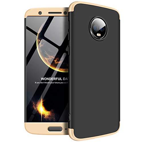 JINCHANGWU Carcasa Funda Motorola G6 Forro Ultra-Delgado