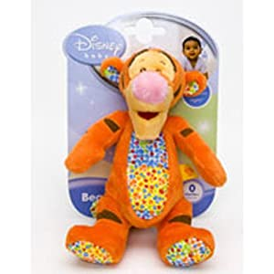 Joy Toy Disney 700798-Winnie The Pooh Baby, Tigger Baby Peluche 35cm