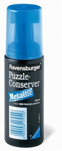 Ravensburger - Puzzle - Conserver Metallic