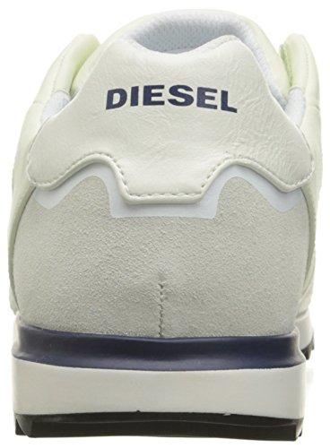Diesel Hommes Blanc S-Fleett Basket Naturel